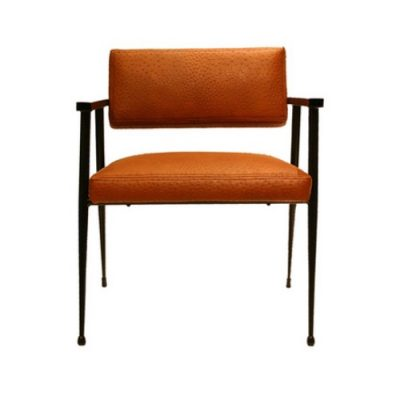 Vintage Chair by Louis Sognot