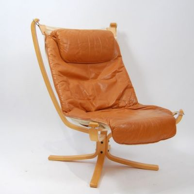 Brown Falcon Chair