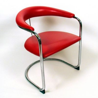 Red Dining Room Chair