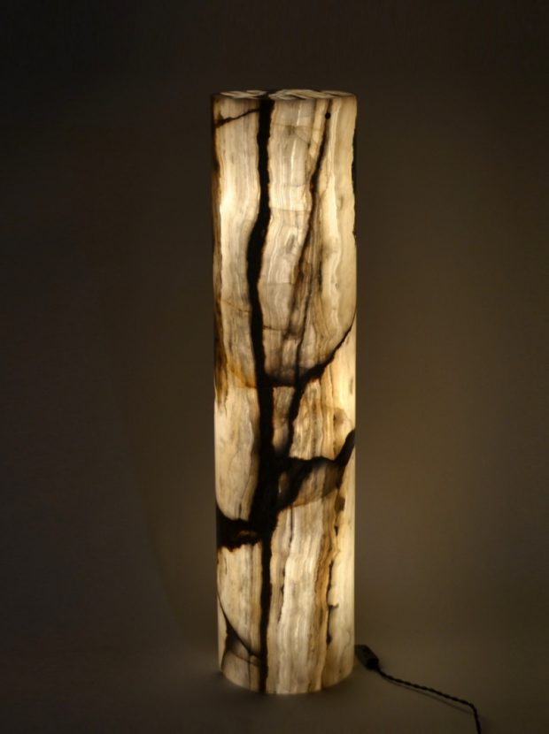 Floor Lamp Column