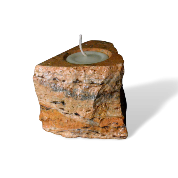 Onyx Candle Holder 14 1