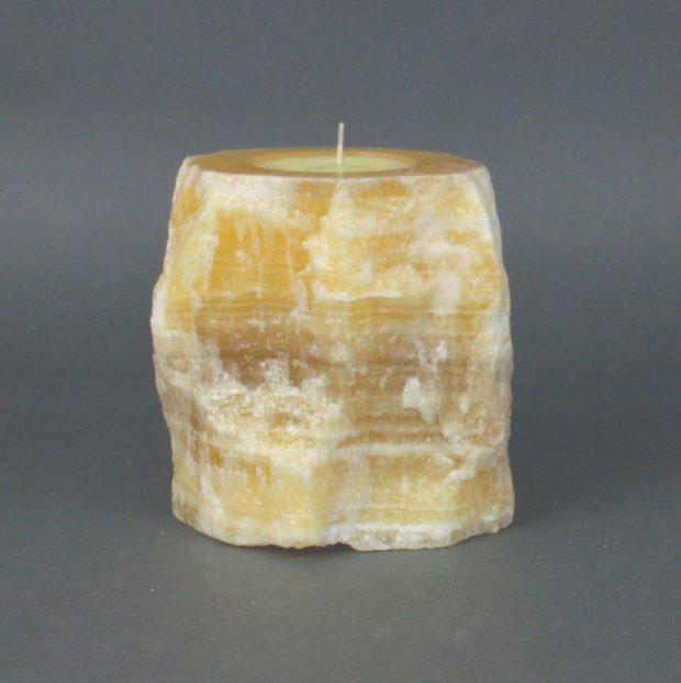 Onyx Candle Holder 16g