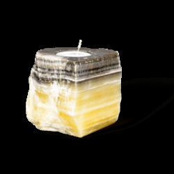 Onyx Candle Holder 17