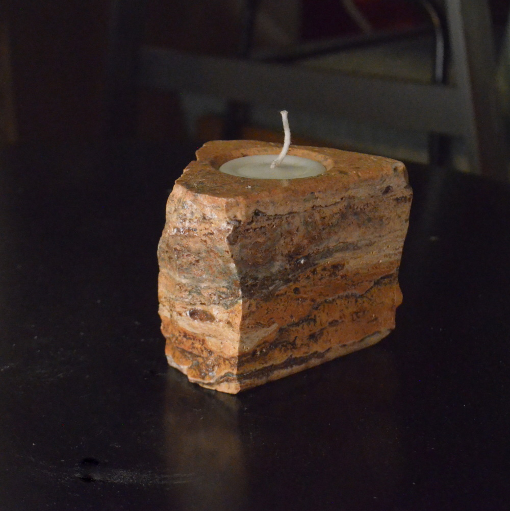 Onyx Candle Holder 19a 1