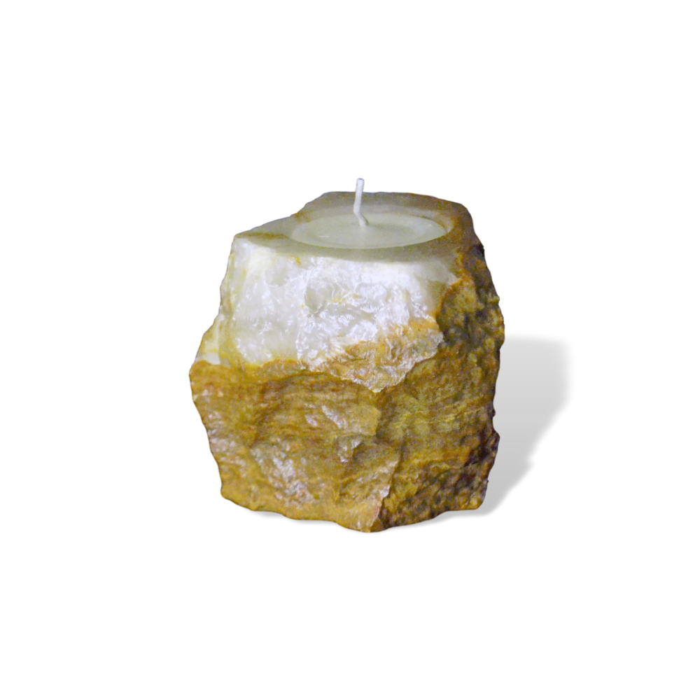 Onyx Candle Holder 23d