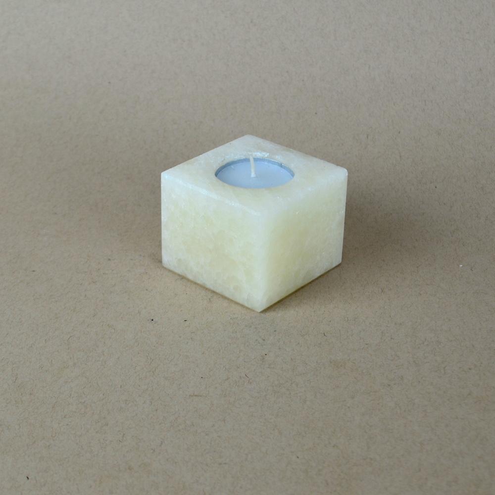 Onyx Candle Holder 27c 1