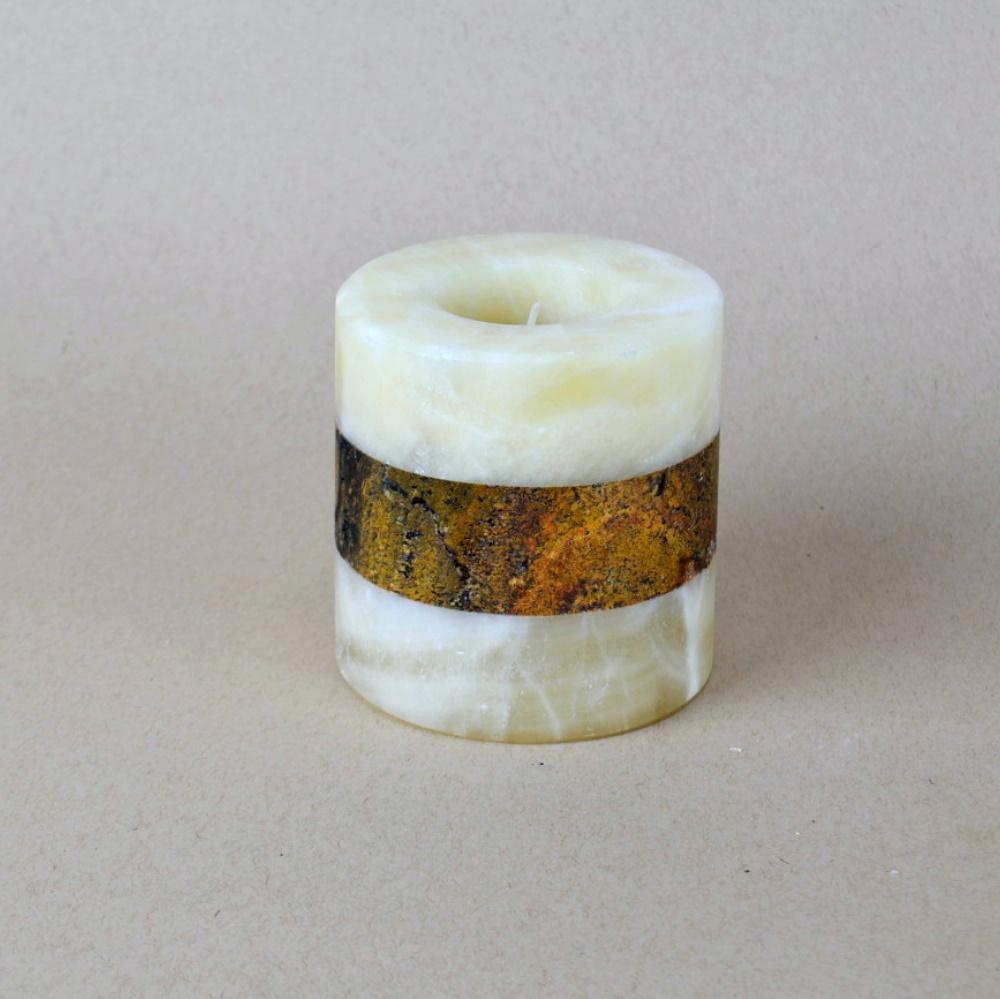 Onyx Candle Holder 2c 2 1
