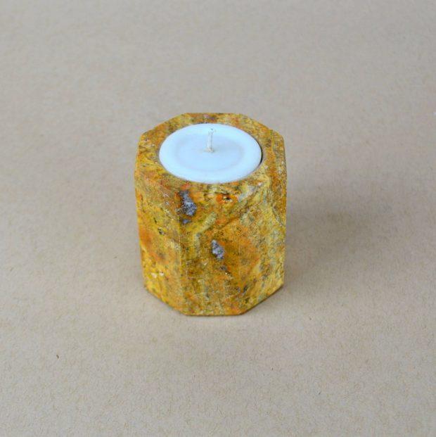 Onyx Candle Holder 3c 1