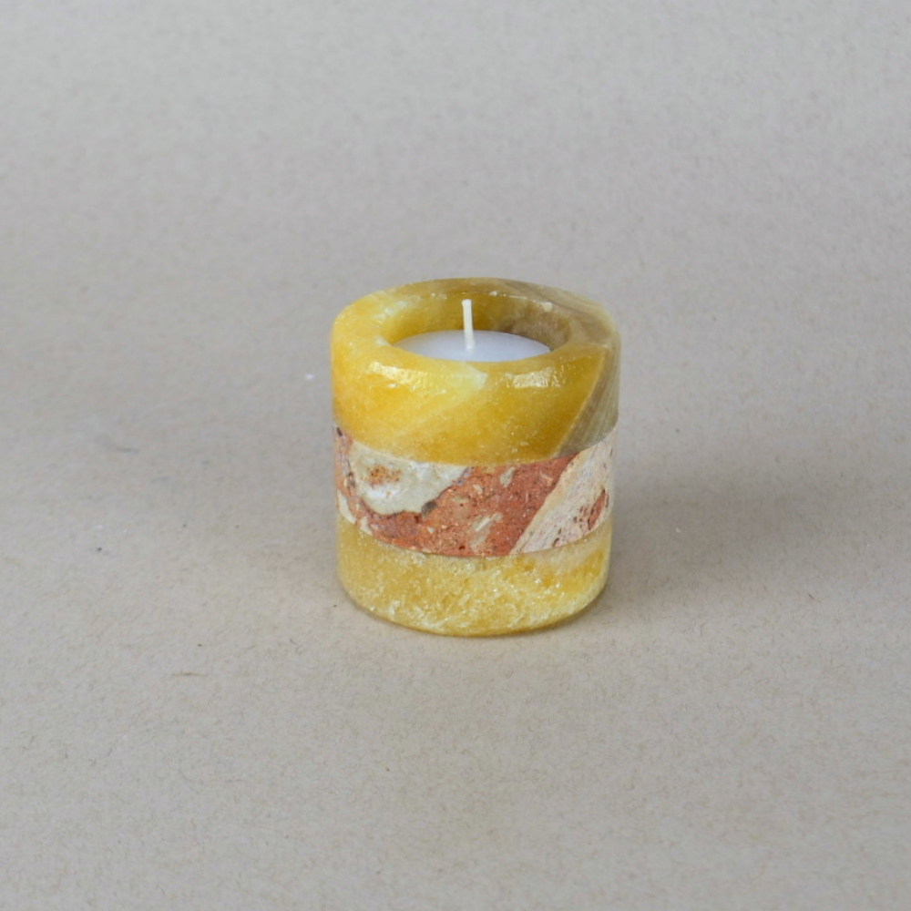 Onyx Candle Holder 7a 1