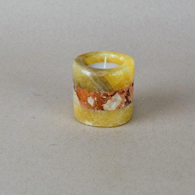 Onyx Candle Holder 7b 1