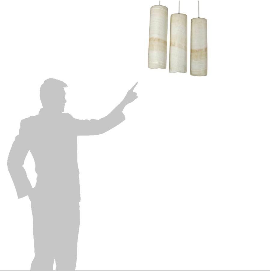 Onyx Ceiling Lamp 127