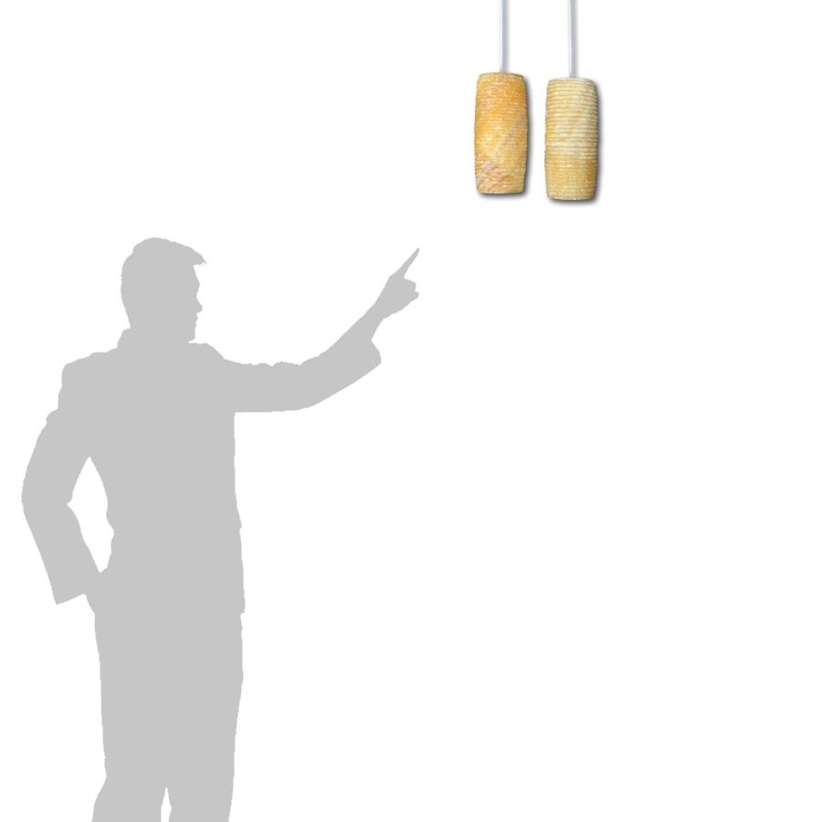 Onyx Ceiling Lamp 166