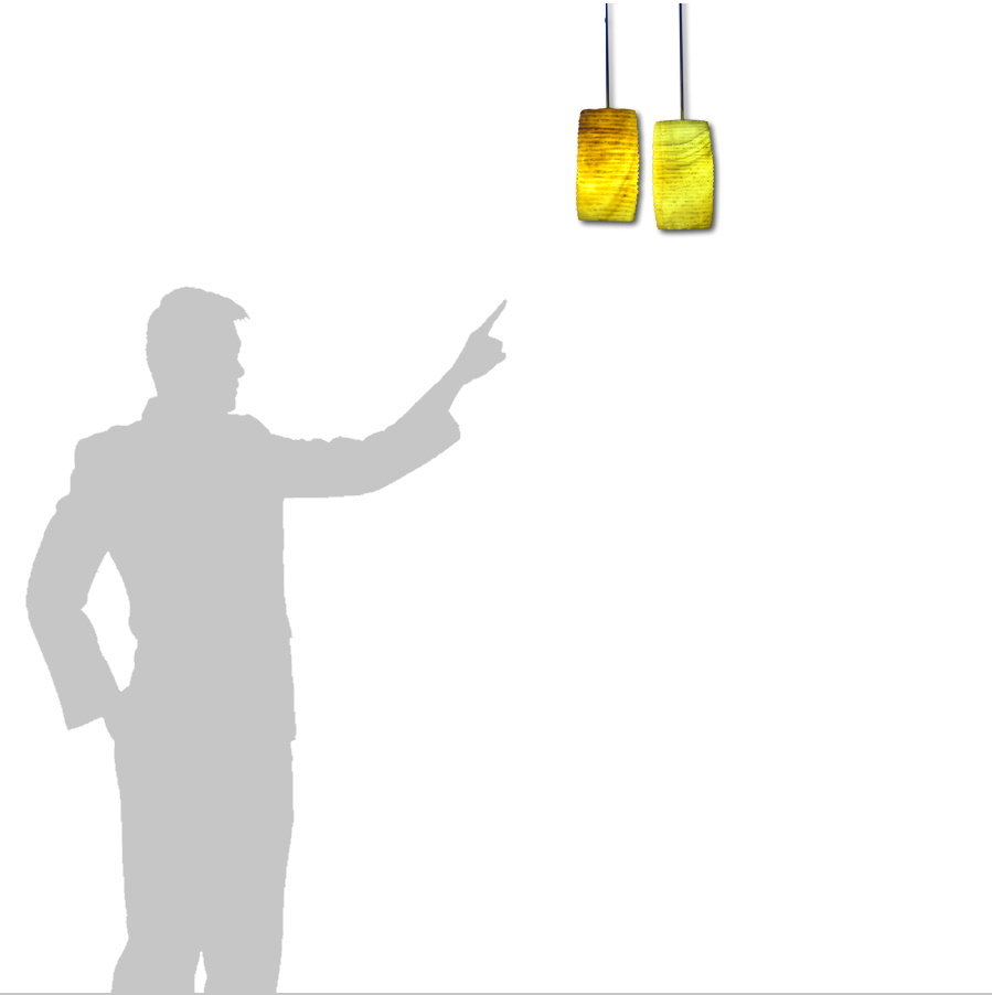 Onyx Ceiling Lamp 168