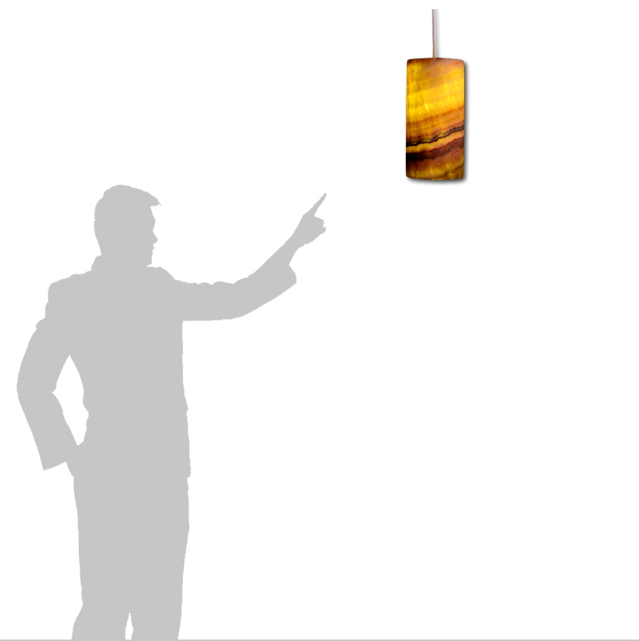 Onyx Ceiling Lamp 62