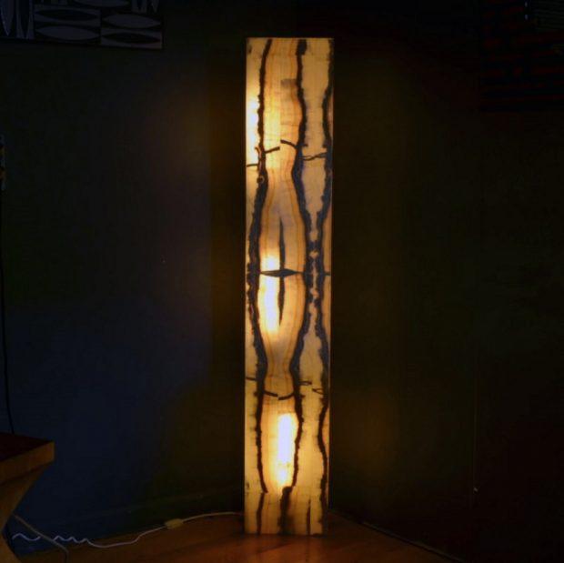 Onyx Floor Lamp 91 13