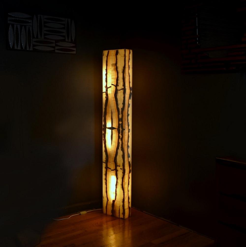 Onyx Floor Lamp 91 14