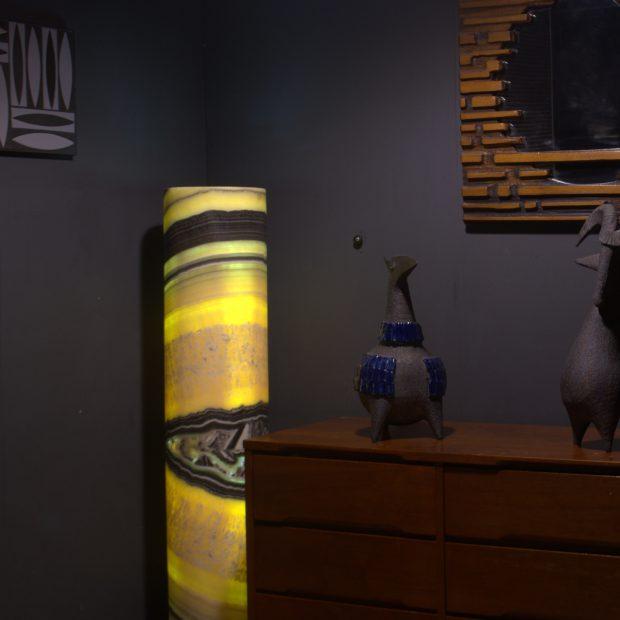 Onyx Floor Lamp