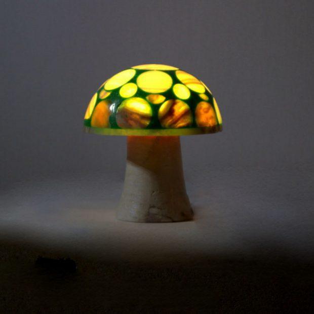 Onyx Mushroom 1