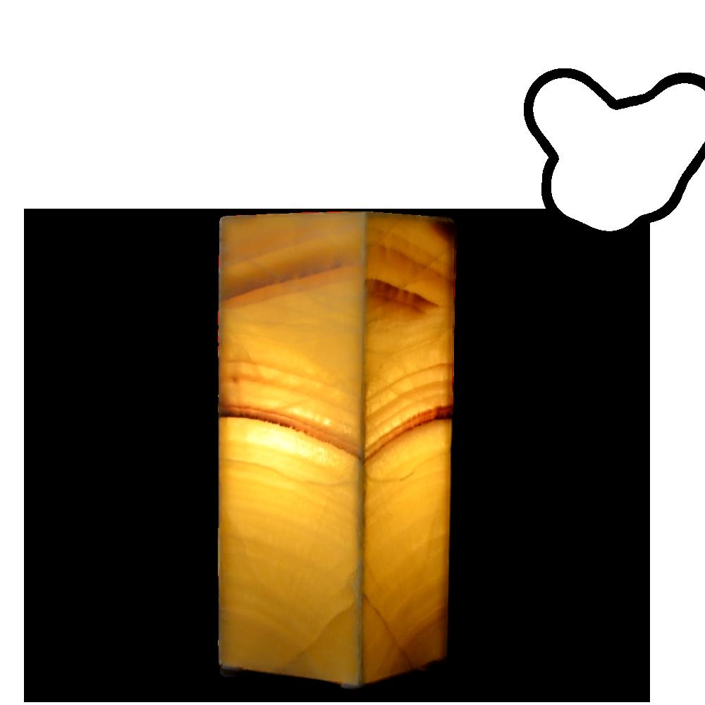 Onyx Table Lamp 1
