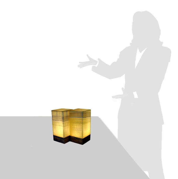 Onyx Table Lamp 129