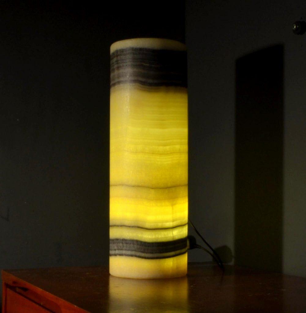 Onyx Table Lamp 34 2