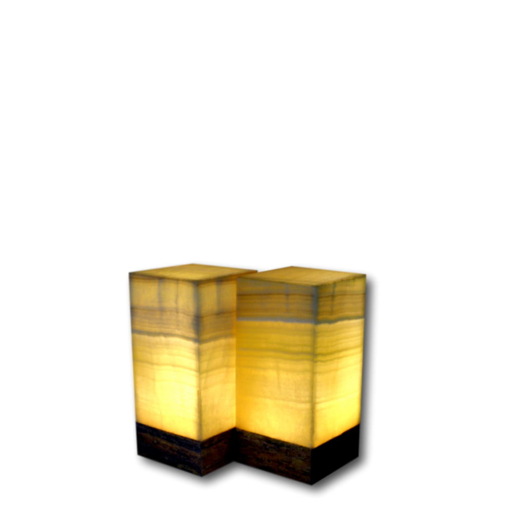 Onyx Table Lamp 42