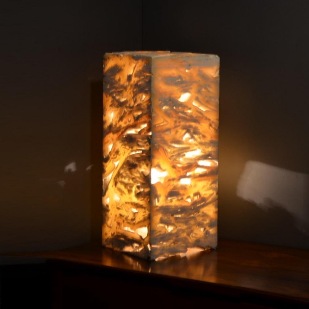 Onyx Table Lamp 4ab