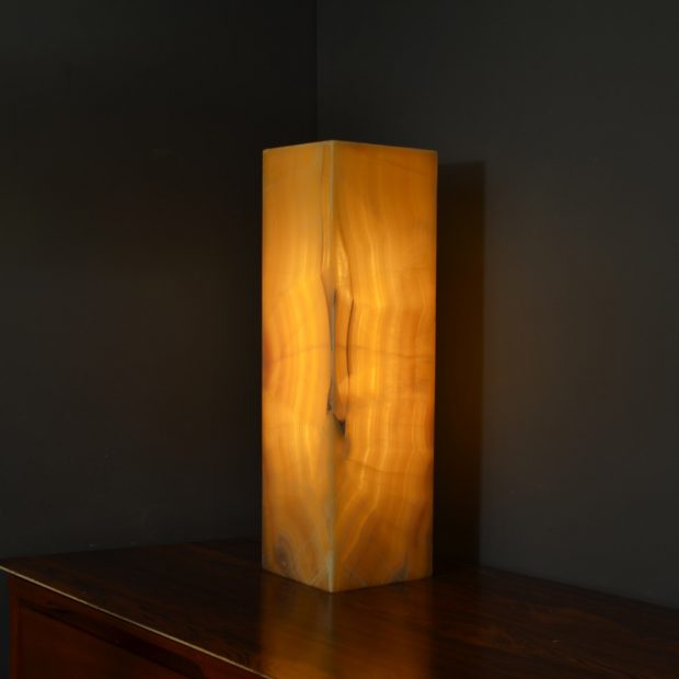 Onyx Table Lamp 5ab