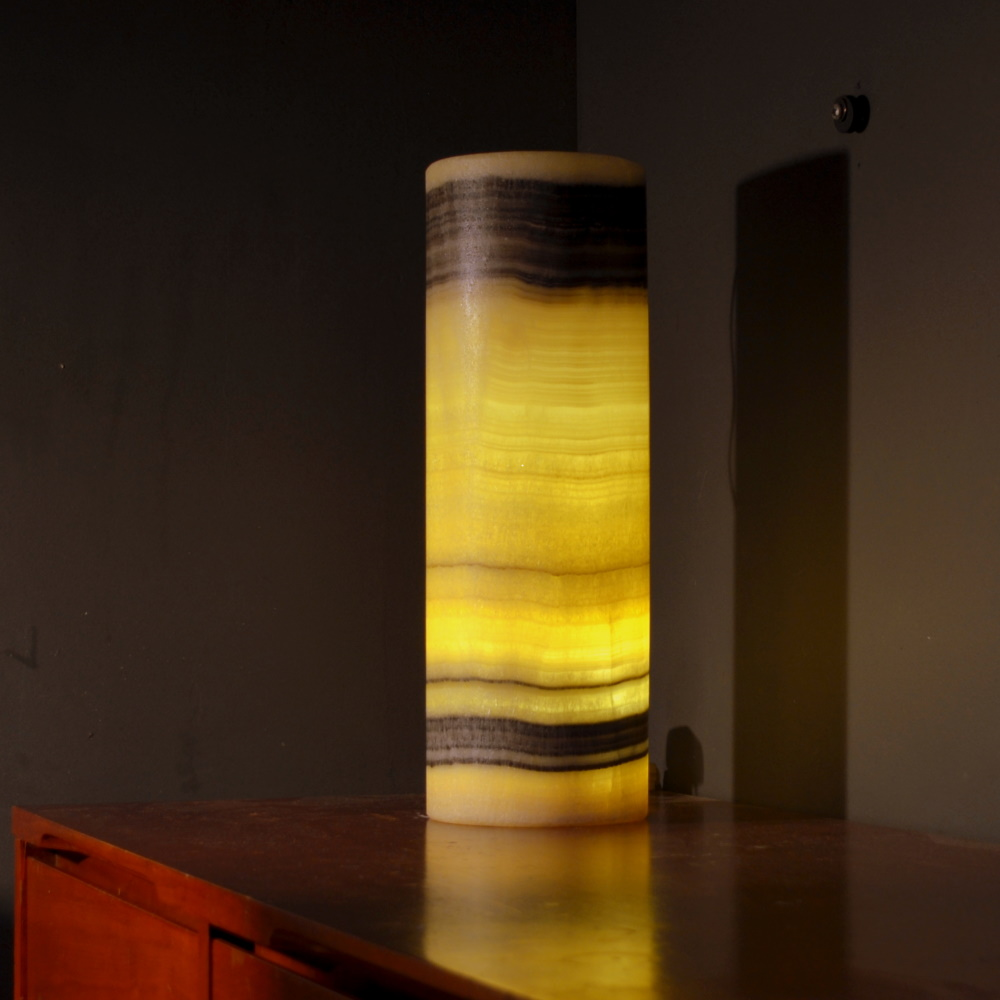 Onyx Table Lamp 76 3
