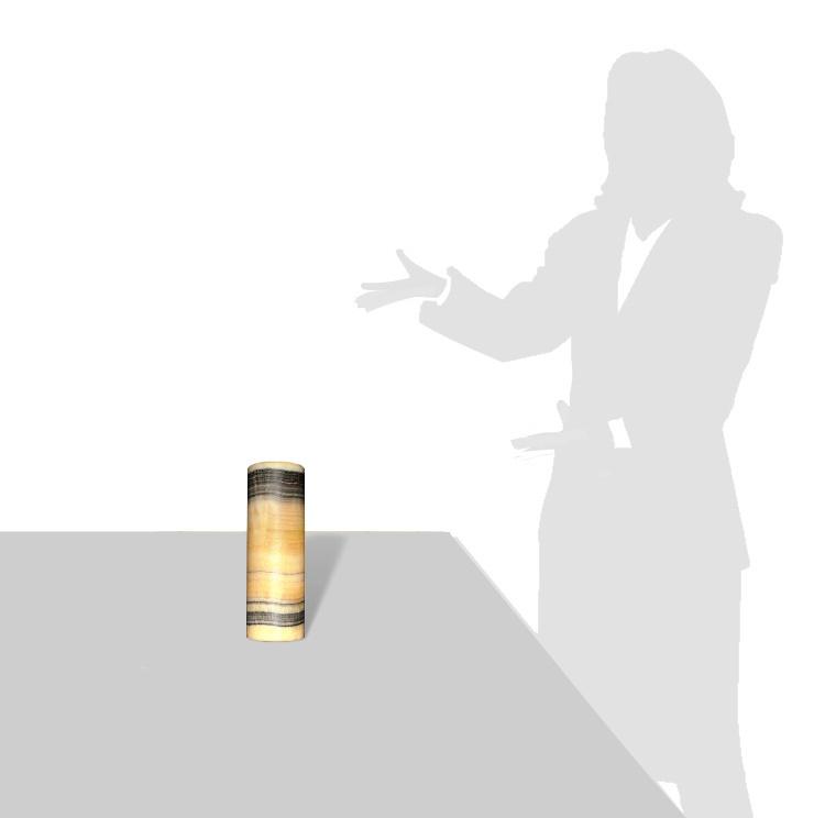 Onyx Table Lamp 76