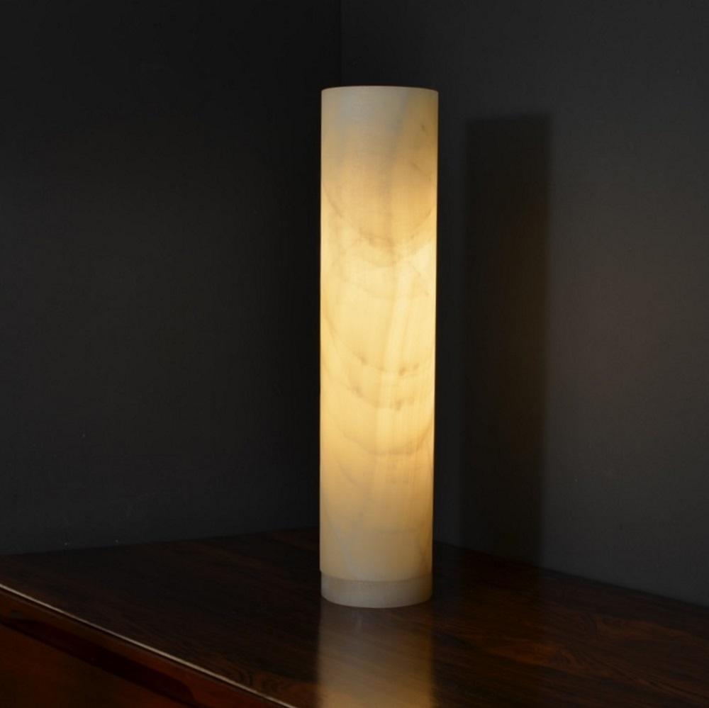 Onyx Table Lamp 7ab