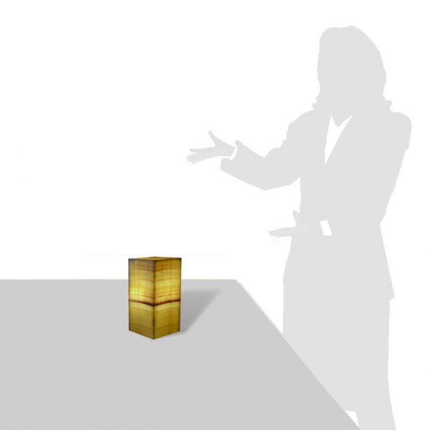 Onyx Table Lamp 80