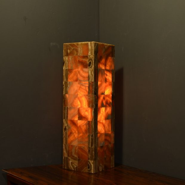 Onyx Table Lamp 82 Copy