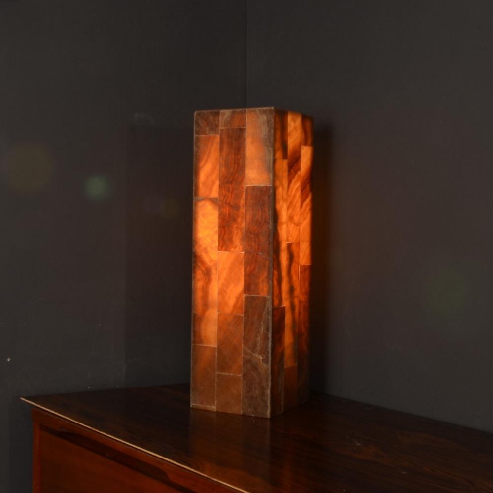 Onyx Table Lamp 84 3