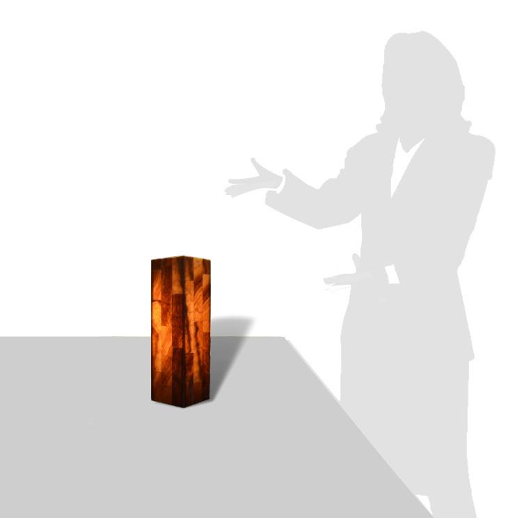 Onyx Table Lamp 84