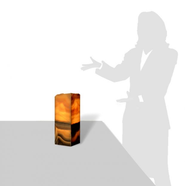 Onyx Table Lamp 95