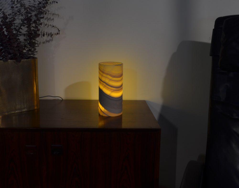 Onyx Table Lamp 195 2