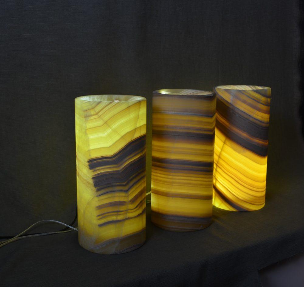 Onyx Table Lamp 195 3