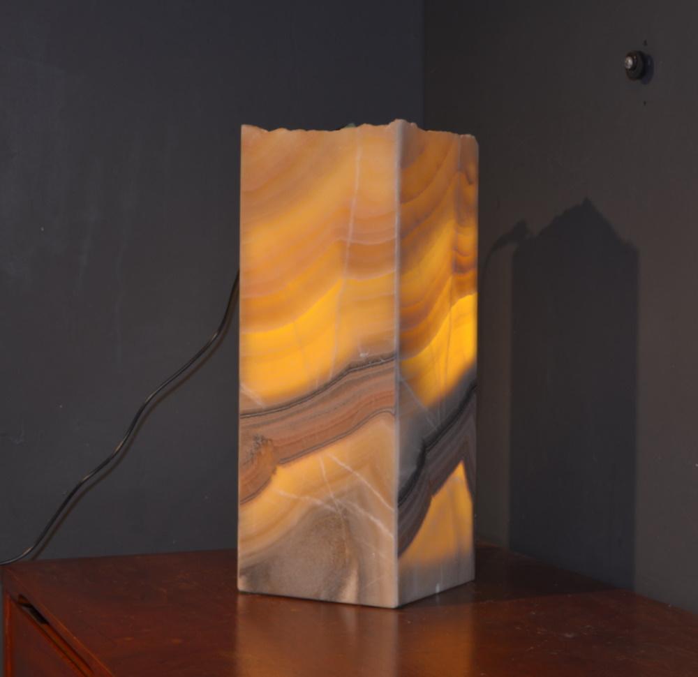 Onyx Table Lamp 214 3