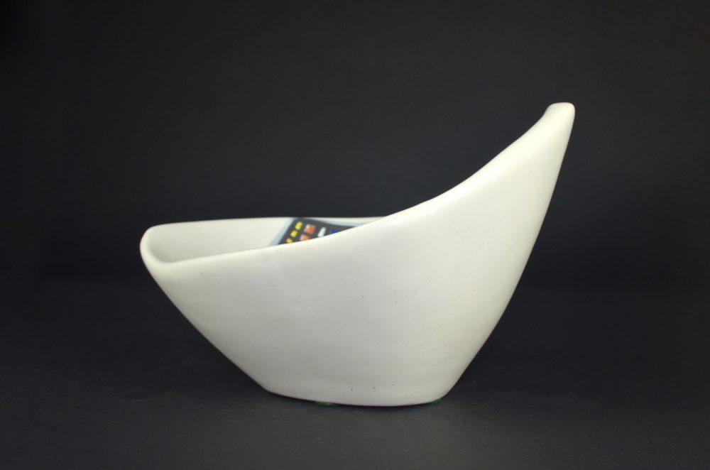 Bowl With Cobblestone ('pavé') Decor By Roger Capron 6