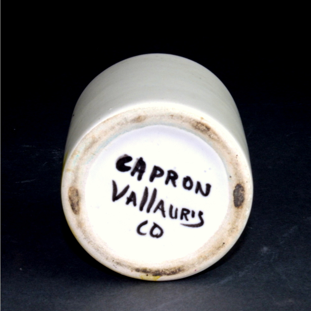 Ceramic Pepper Container By Roger Capron 7