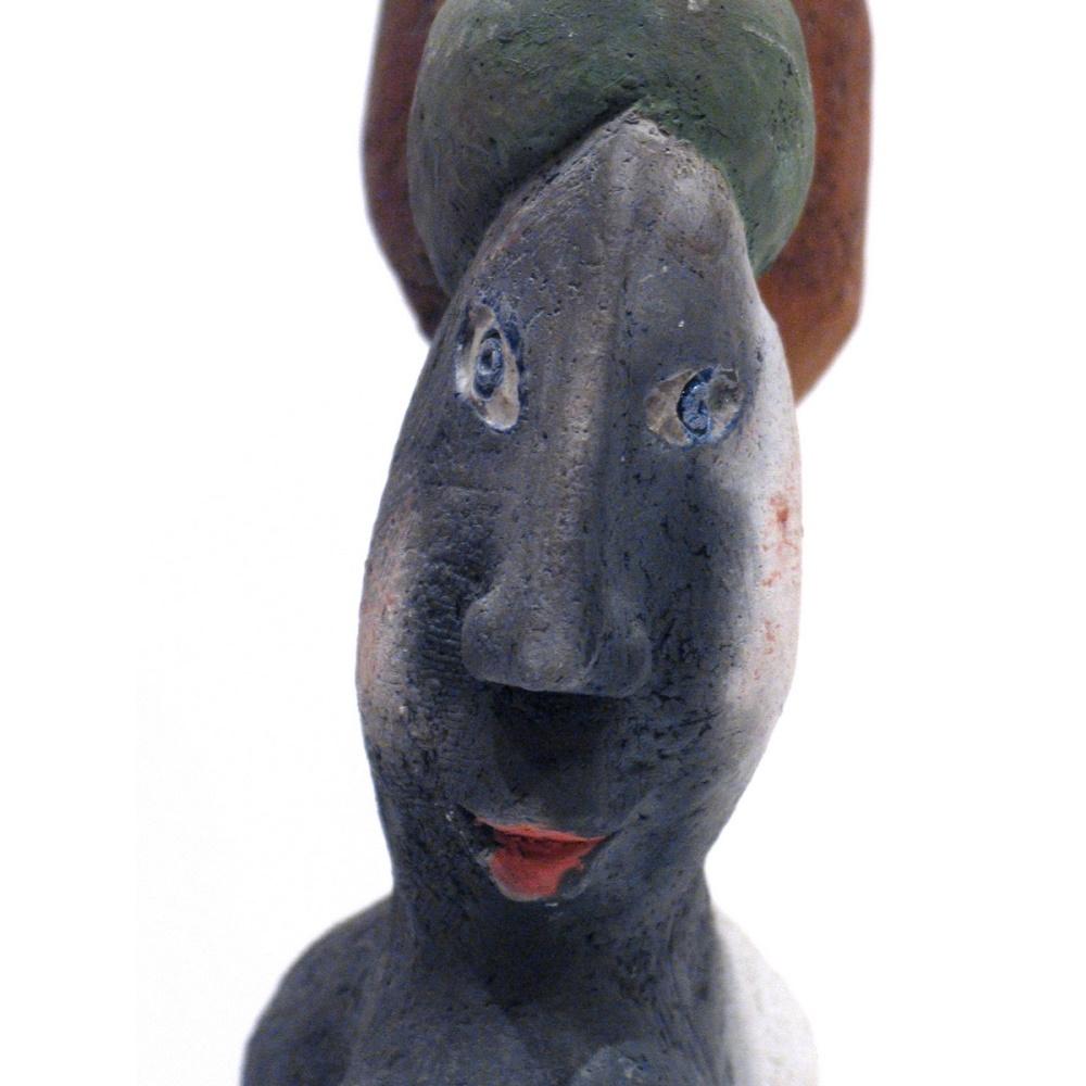La Chevelue Ou La Marie Steph Sculpture By Roger Capron10