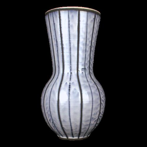Rare Ceramic Vase By Roger Capron