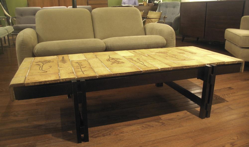 Roger Capron Coffee Table C71 28