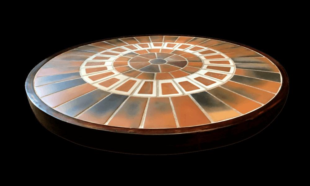 Roger Capron Ceramic Coffee Table C71 15 8