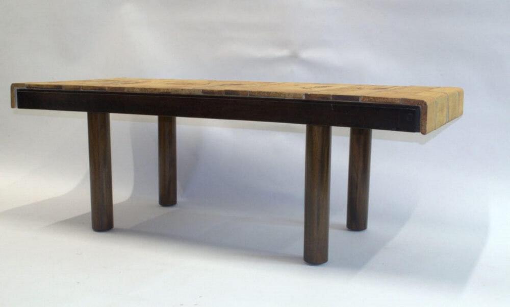 Roger Capron Ceramic Coffee Table C71 28 3