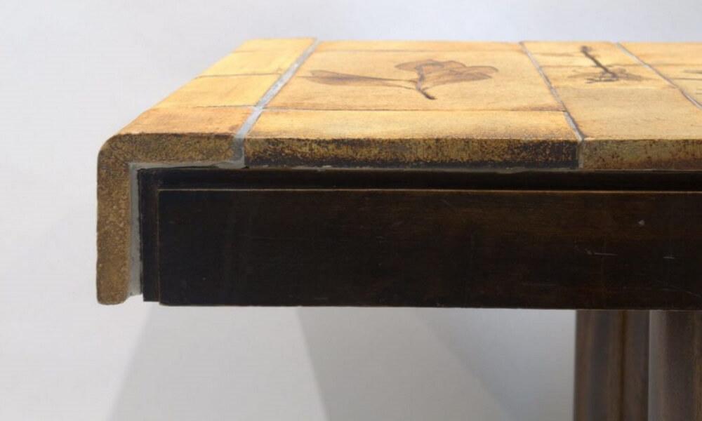 Roger Capron Ceramic Coffee Table C71 28 4