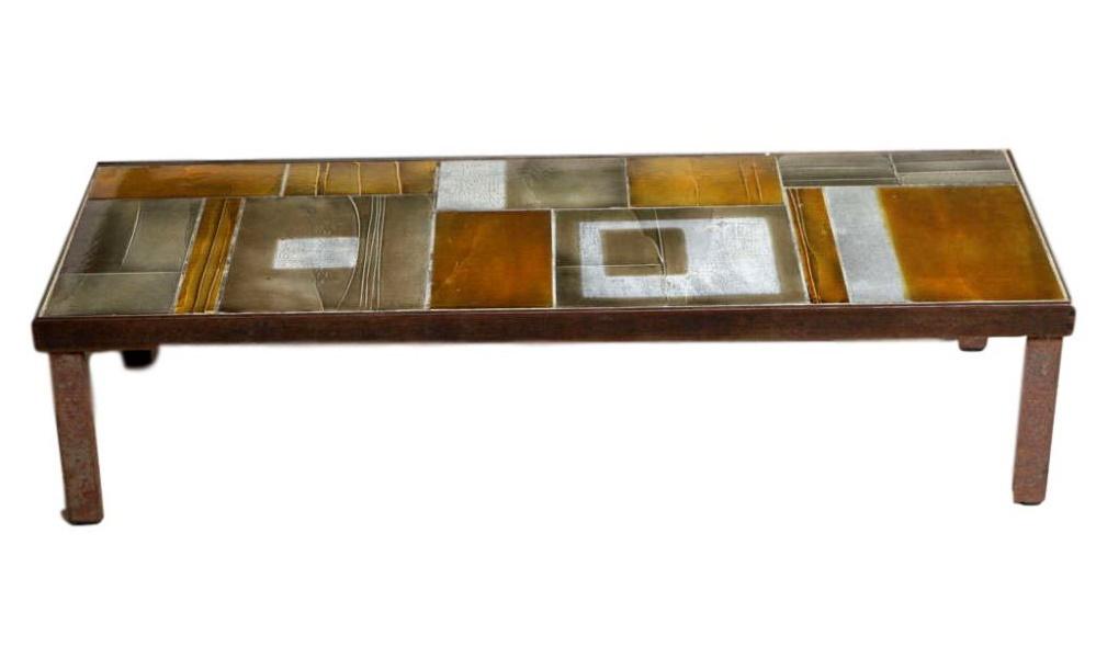 Roger Capron Coffee Table C71 38 2