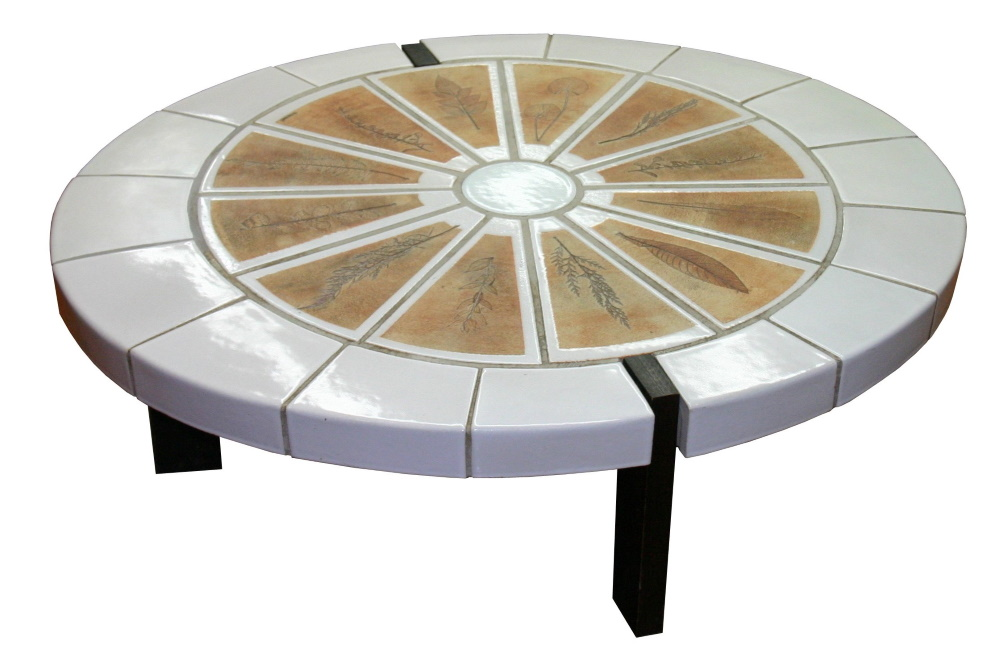 Roger Capron Coffee Table C71 72