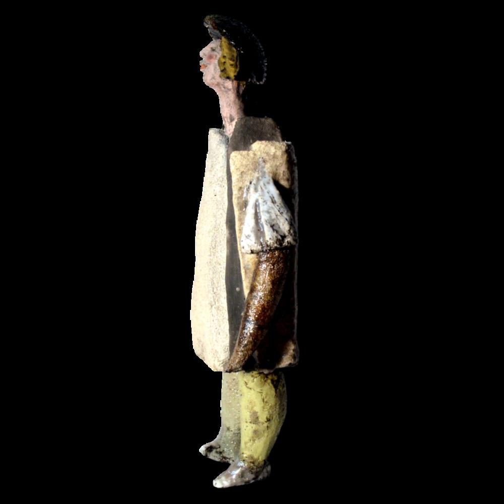 Roger Capron Sculpture Le Pelerin 4